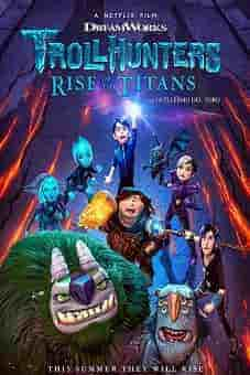 Trollhunters Rise of the Titans 2021